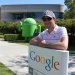 Plerinage du geek : chez Google